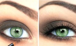 Вечерний макияж для зеленых глаз: поэтапный мастер-класс и секреты визажистов