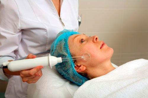 Как очистить воспаленную кожу лица