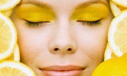 Маска для лица с лимонами: отбеливающая, тонизирующая, от прыщей