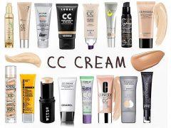 CC КРЕМ: питающие свойства и маскирующий эффект