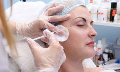 Инъекции ботулотоксина: быстрое омоложение лица