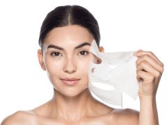 Тканевые маски для лица: что это за маски, в чем их особенности