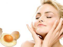 Яичные маски для лица: насколько полезны и эффективны