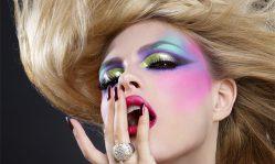 Подиумный макияж: как наносить, в чем отличие от вечернего