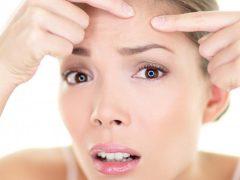 Мелкая сыпь на лице: причины, как избавиться в домашних условиях
