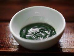 Маски для лица из спирулины: морские витамины