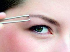 Депиляция бровей: как надолго удалить лишние волоски