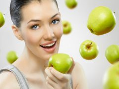 Маски для лица из яблок: быстрое восстановление утраченной свежести