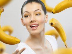 Банановые маски для лица: ароматное наслаждение