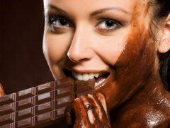 Шоколадные маски для лица: сладкое удовольствие