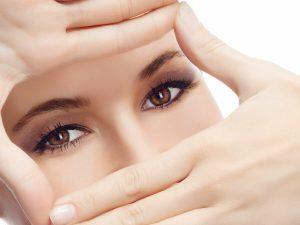 Маска для сухой кожи на веках глаз