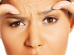 Коррекция мимических морщин: последствия эмоциональности