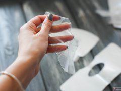 Гидрогелевая маска для лица: удобство в применении