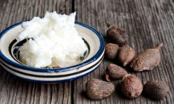 Масло Ши для лица: бесценные свойства орехов дерева карите